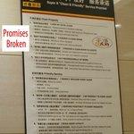 Super8 Broken Service Promises