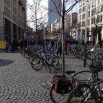 Zeil shopping Promenade, Frankfurt