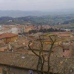Vista desde Perugia