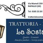 Foto van Trattoria La Sosta