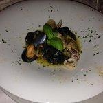 Ravioli in guazzetto di pesce
