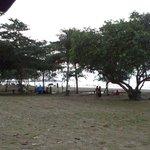 Public beach ,600m away