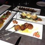 Delicious small plates!!