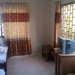 Twin bedded room 211