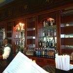 Main bar at RIU Ocho Rios