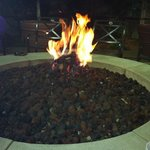 firepit is very nice, wish it was in my backyard