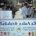 Bakdash ice-cream restautant