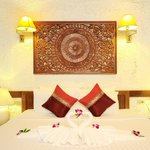 Standard room honeymoon
