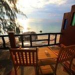Delux sea view balcony