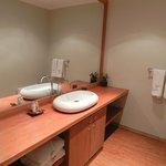 Rico Raco Room -- Bathroom