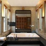 Bathroom with Jacuzi