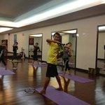 shivananda yoga class