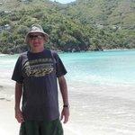 Me in Paradise in Tortola