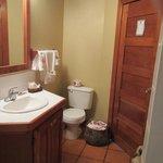 Honeymoon Suite #1 Bathroom