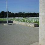 North Africa American Cemetery Carthage Tunisia