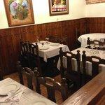 Bodega restaurada y convertida en restaurante - Parte de arriba