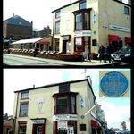 Bronte Vinery cafe, summer  home of Charlotte Bronte