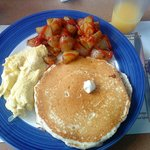 mr paul's chincoteague a la carte breakfast