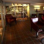MASH wine cellar where you can dine