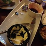 cream tea: demolished