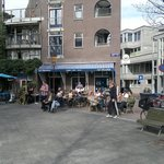 Eetcafe Rosereijn Amsterdam
