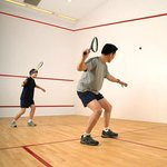 Squash court (17F)
