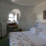 Une des chambres les moins chères mais quel charme