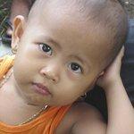 Gede's beautiful daughter ;-)