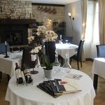 hotel restaurant la bastide Foto