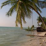 Reveries private beach