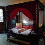 Sandalwood Bed