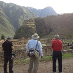 Sacred Valley so much History Thanks David