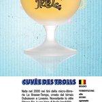 Cuvee des Trolls - Birra di Primavera 2013
