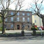 Celtic Royal Hotel Main Entrance
