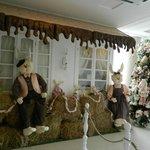 Despacho de souvenirs de Pascuas.