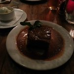 Yummiest Sticky Toffee pudding