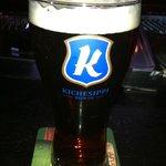 An excellent pint!