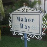 Mahoe Bay is for lunch and turns into the Steak House at night... BEST DINNER