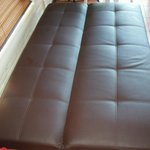 fold-down sleeper couch