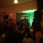 Great bands in the bar