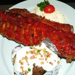 Hot & Spicy Baby Back Ribs