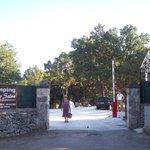 ingresso struttura