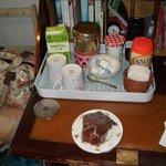 Homemade Chocolate Fudge Cake!