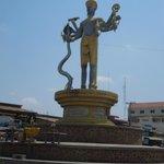 Battambang monument