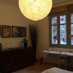 Chambre Paris Pékin - étage 1