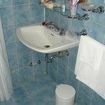 Bathroom. Triple room № 5