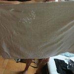 sheets en towels