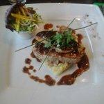 Steak de thon façon Rossini