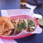 Outstanding tacos!