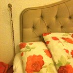 you decide why curtain tie backs at each side of bed